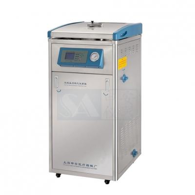 LDZM-80KCS标配压力蒸汽灭菌器 LDZM-80L